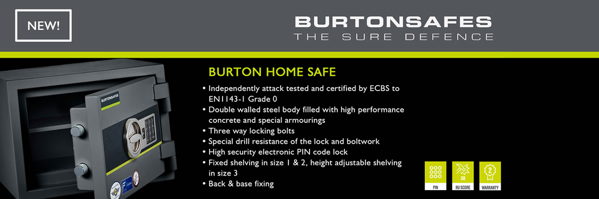 Burton Home Safe